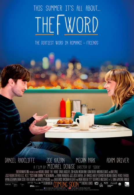 What If Poster Canadian (The F Word)