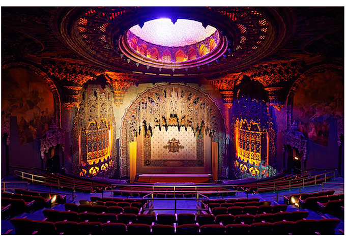 United Artist Theater-Last Remaining Seats-680