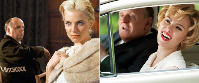 """The Girl"" vs. ""Hitchcock"""