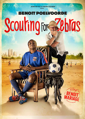 Scouting for Zebras poster small