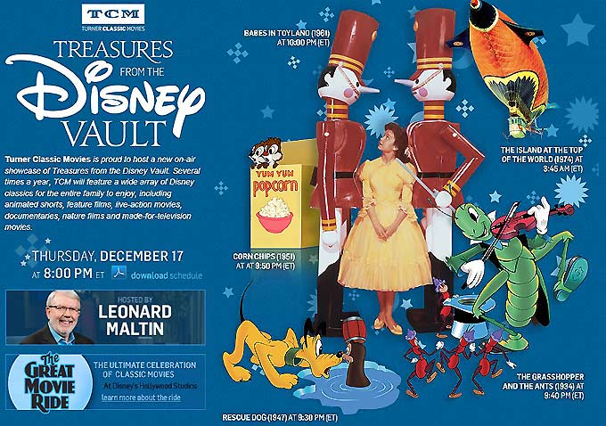 TCM-Disney Graphic-December 2013