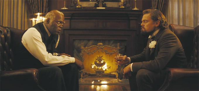 Django Unchained, trailer, Sam Jackson, DiCaprio