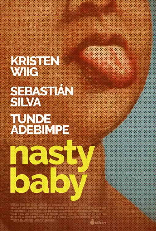 NASTY BABY Poster