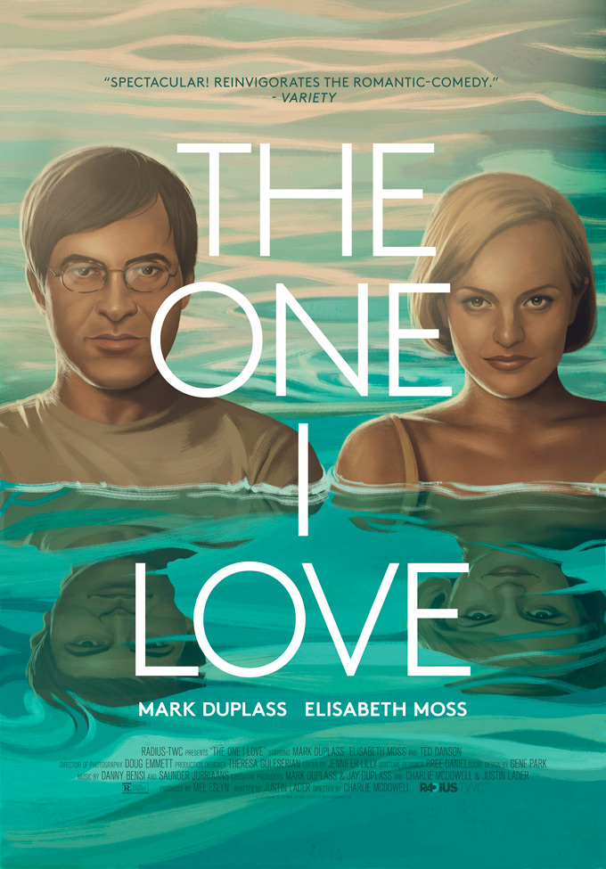 The One I Love, poster