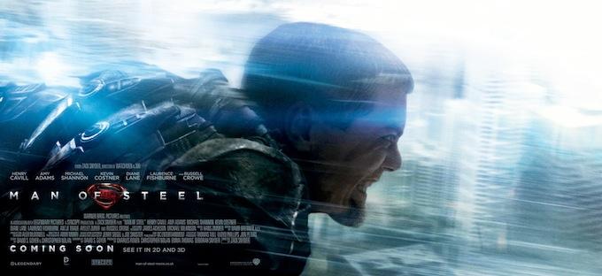 Michael Shannon, banner, Man Of Steel