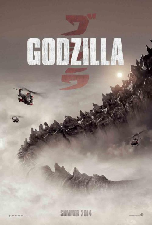Godzilla, poster
