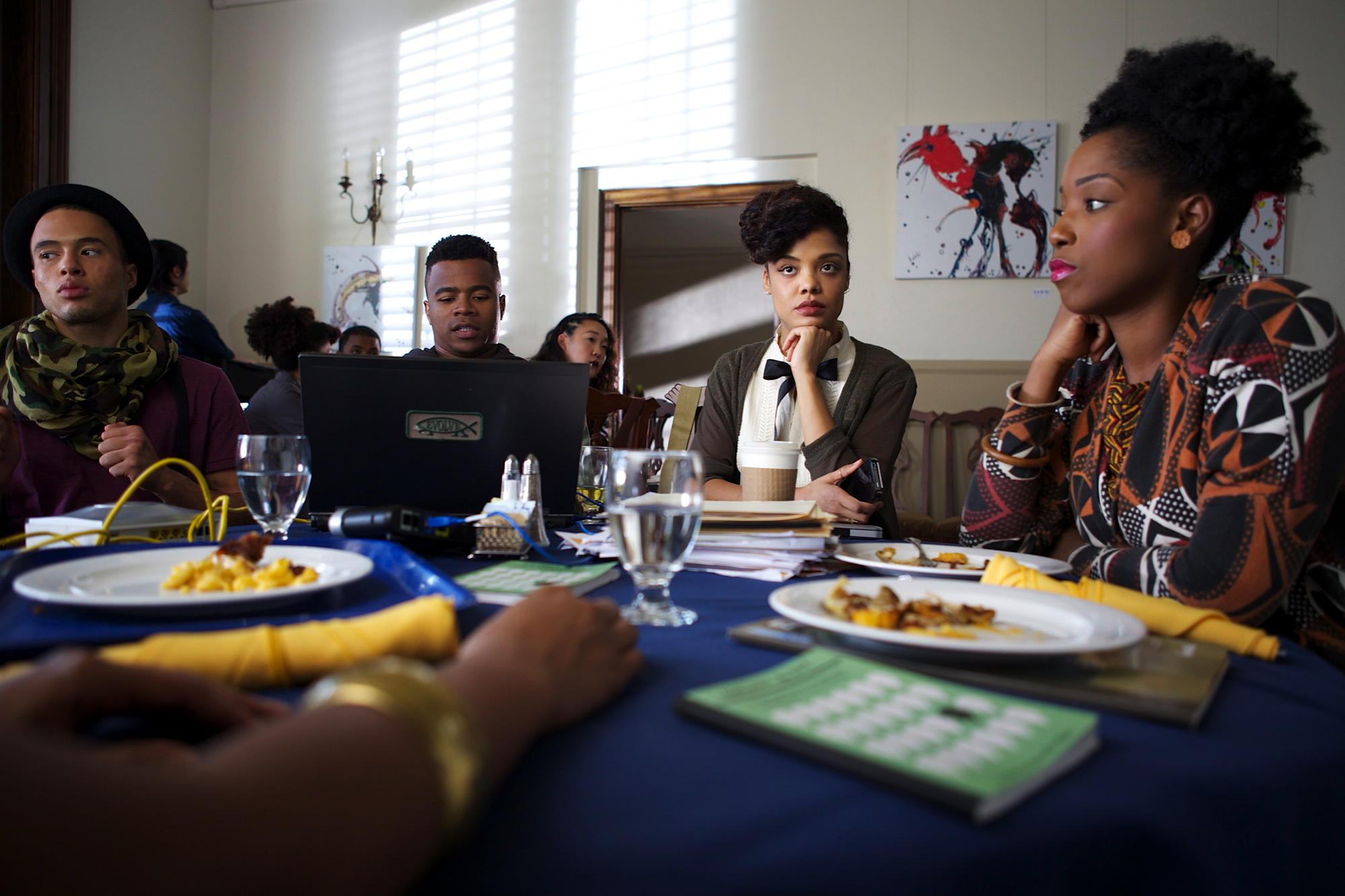 """Dear White People"" still"