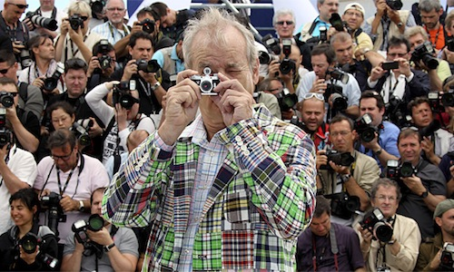 "Bill Murray for ""Moonrise Kingdom"""