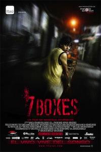 Juan Carlos Maneglia and Tana Schémbori's '7 Boxes'