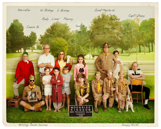 Moonrise Kingdom (vintage photo)