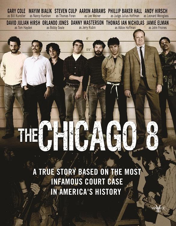 Chicago 8 full poster