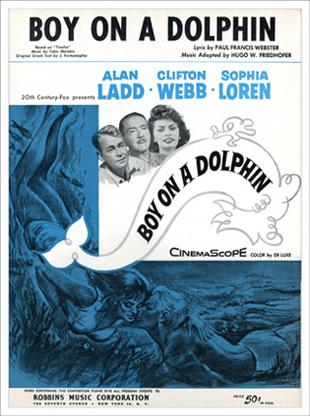 'Boy on a Dolphin' -