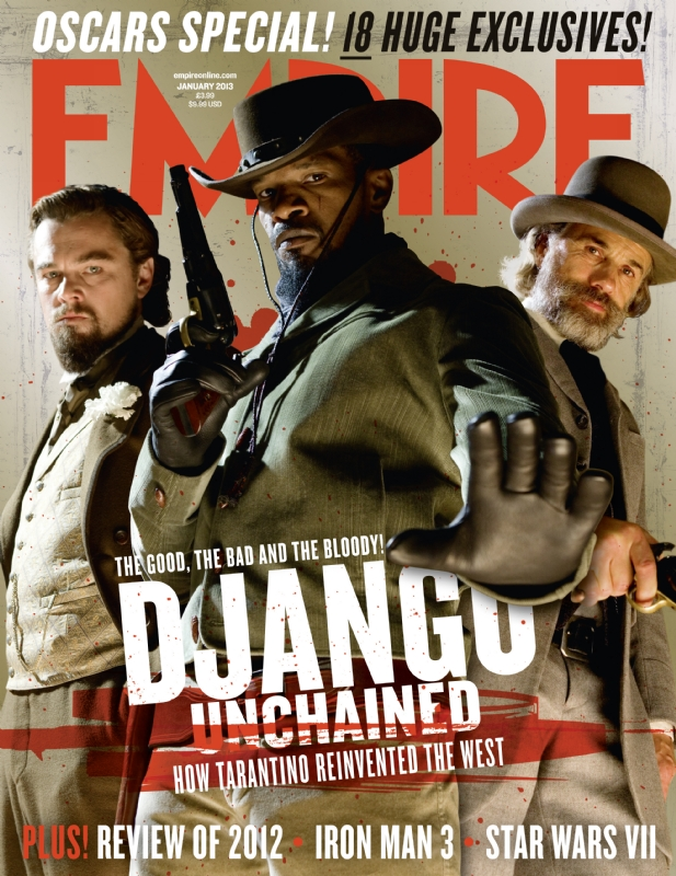 Empire Django cover