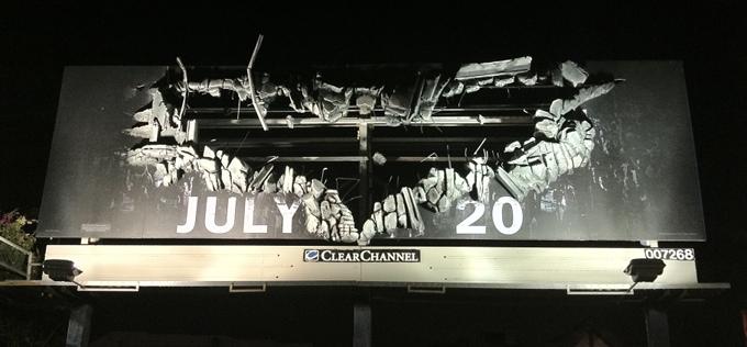 The Dark Knight Rises billboard skip crop