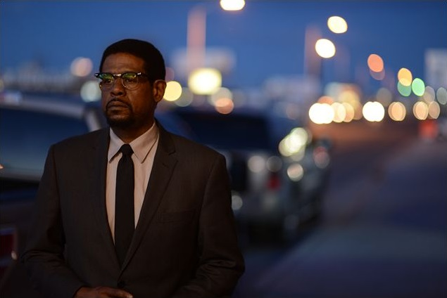 "Forest Whitaker in French-Algerian filmmaker Rachid Bouchareb's ""Two Men in Town"""