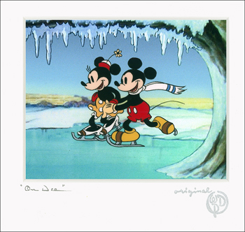 """Frosty Fun"" - Walt Disney's ""On Ice"" (1935)"