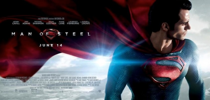 Man Of Steel, banner, skip