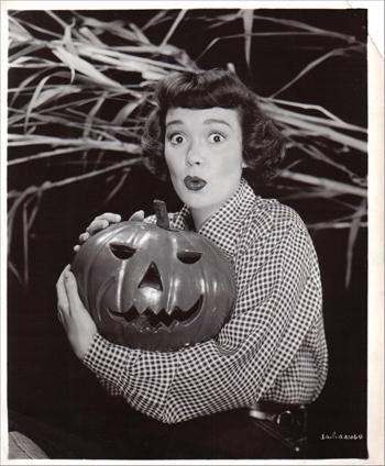Jane Wyman, Halloween