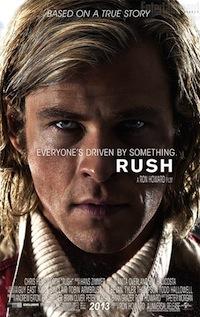'Rush' poster