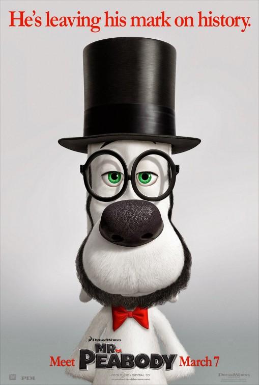 Mr. Peabody & Sherman Roman