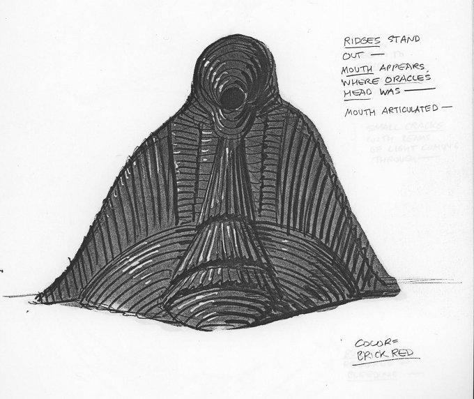 Total Recall Cronenberg Concept Art
