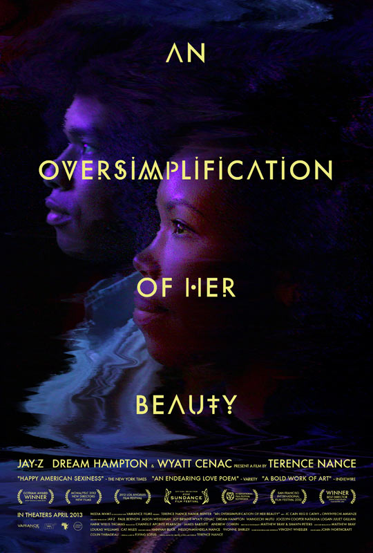 Oversimplification Of Her Beauty Poster