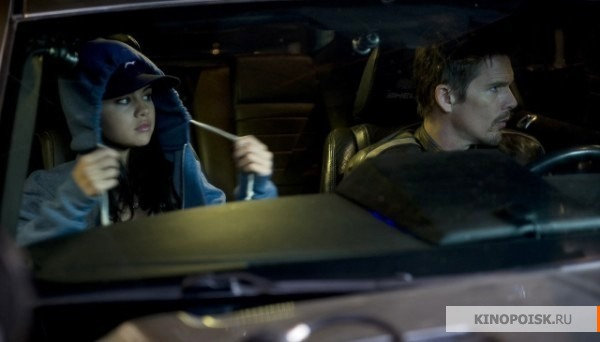 Getaway Selena Gomez Ethan Hawke skip