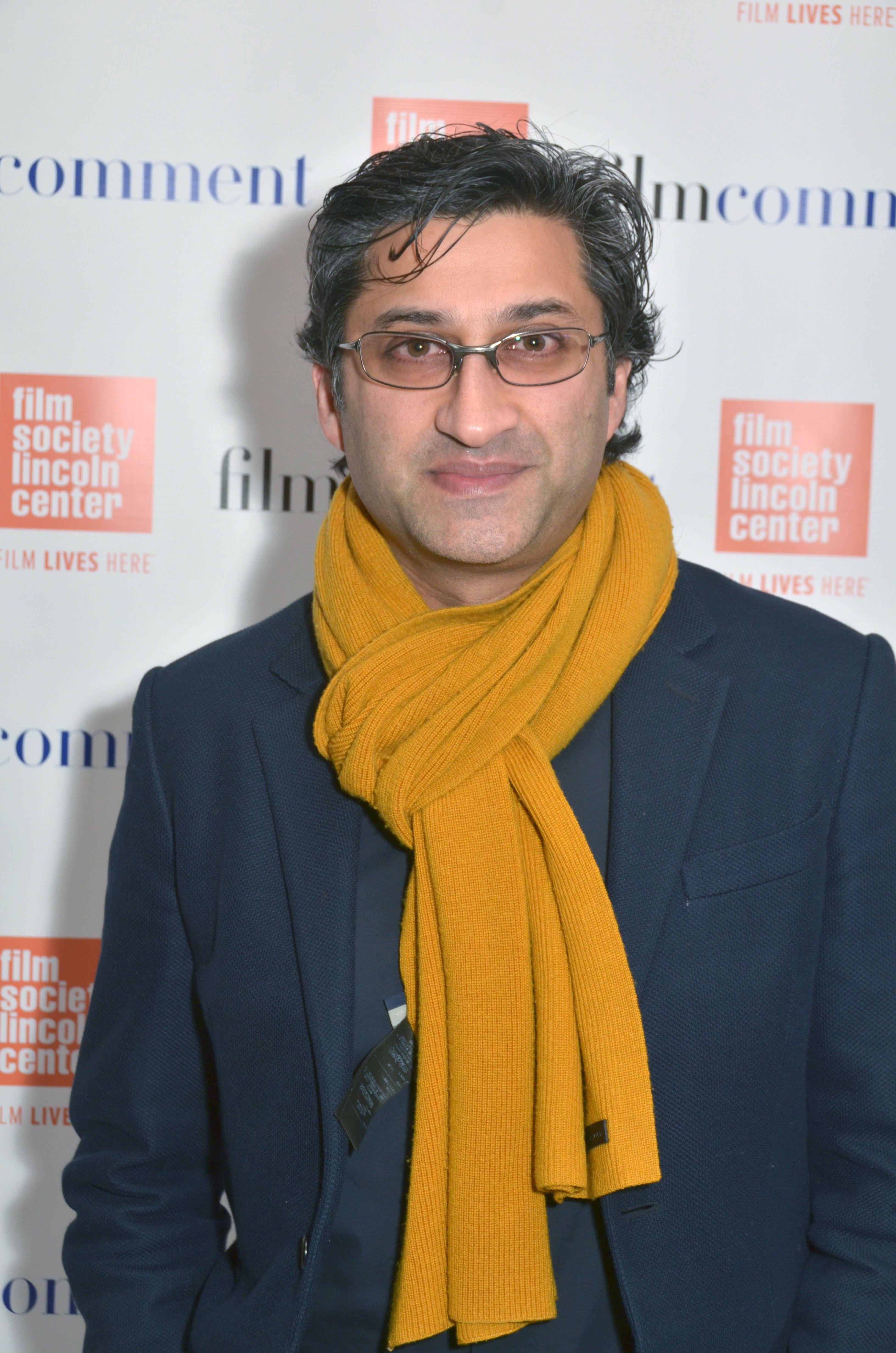 """Amy"" director Asif Kapadia"