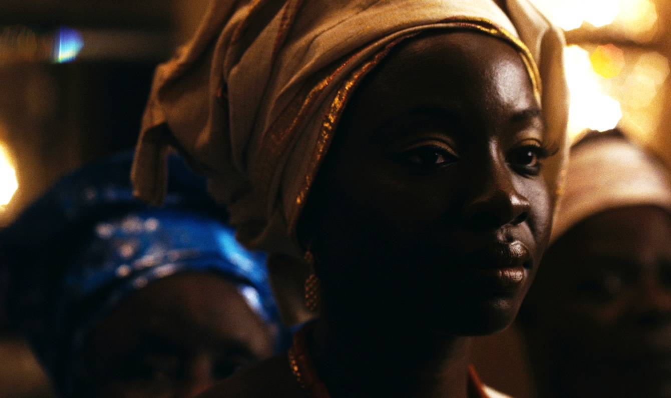 Danai Gurira in 'Mother of George'