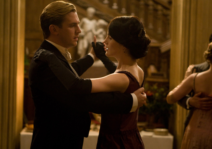 Downton Costumes 1