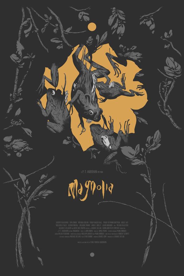 Risultati immagini per magnolia movie poster