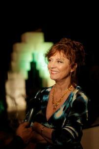 Susan Sarandon at Riviera Maya Film Festival