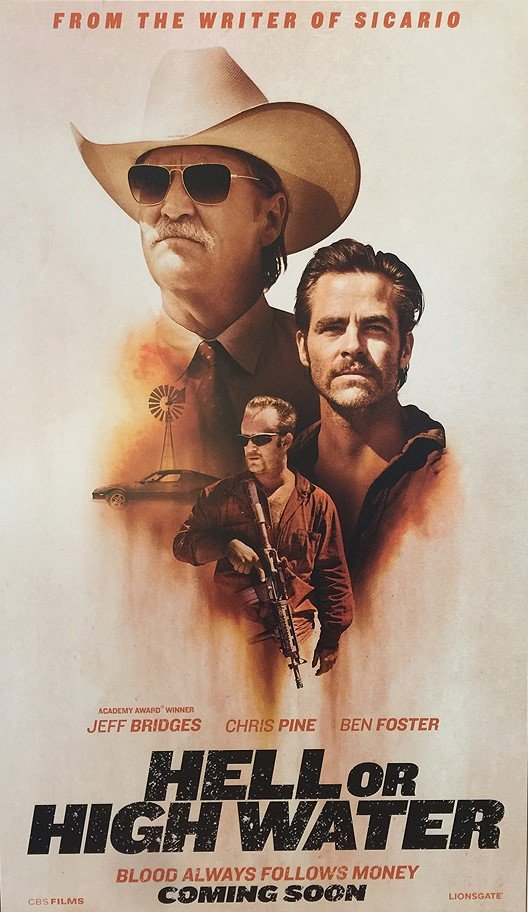 Hell or High Water / На всяка цена (2016)