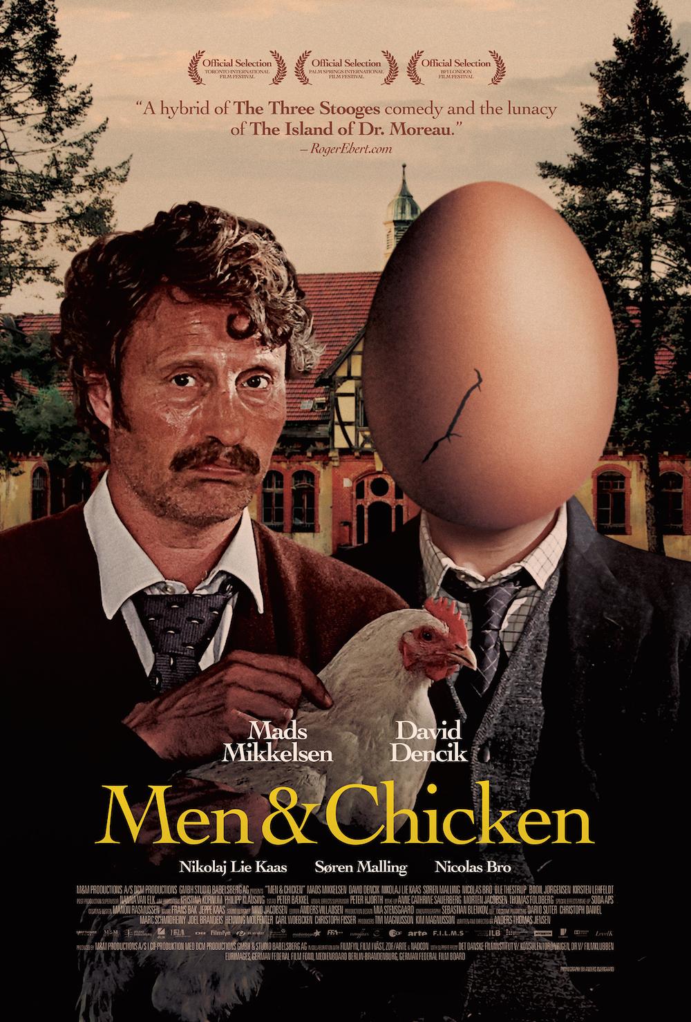 """""""Men & Chicken"""""""