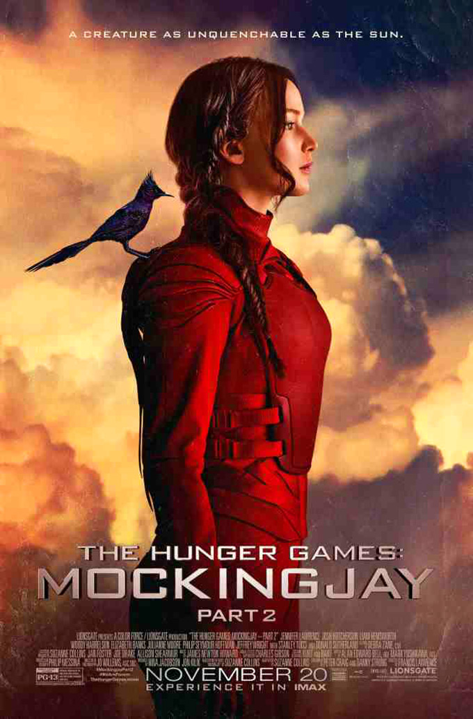 The Hunger Games: Mockingjay Part 1 (2014) HD Full