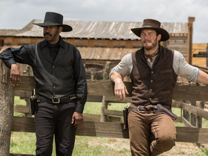 Magnificent Seven First Look Released