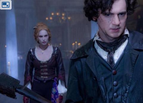 Abraham Lincoln: Vampire Hunter Benjamin Walker Erin Wasson