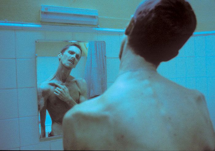 "Christian Bale, ""The Machinist"""