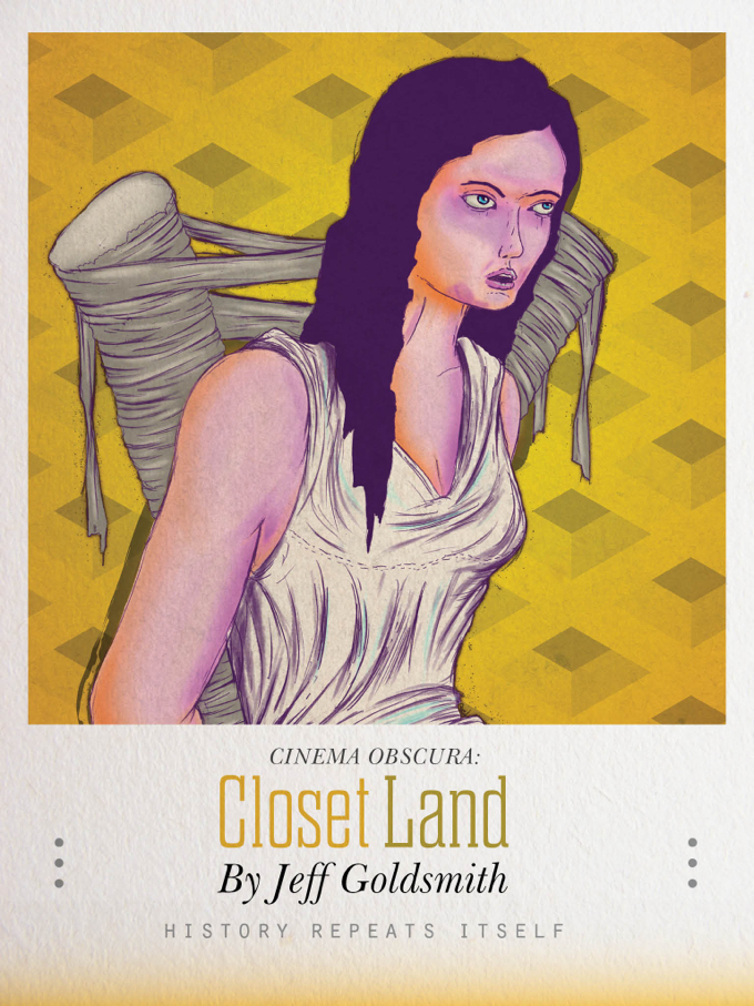 Backstory Closetland