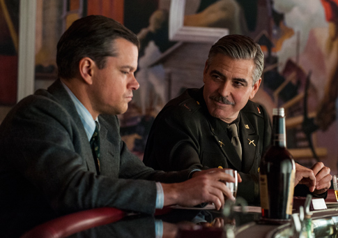 Matt Damon-George Clooney-MM-485