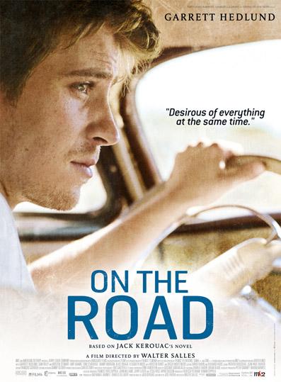 Garrett Hedlund On The Road Poster
