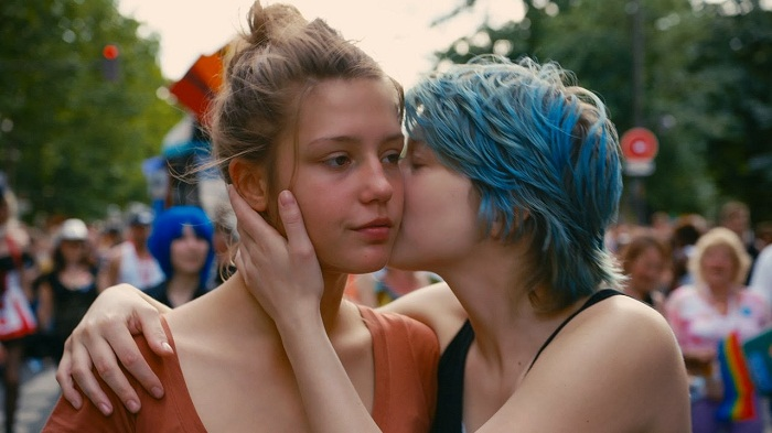 """Blue Is The Warmest Color"""