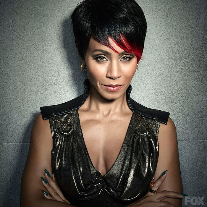 Jada Pinkett Smith As Fish Mooney In GOTHAM