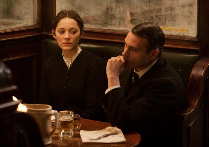 Marion Cotillard-Joaquin Phoenix