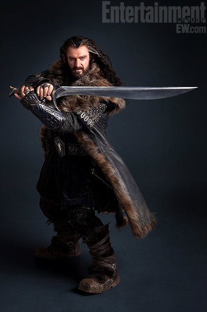 The Hobbit Thorin Oakenshield skip crop