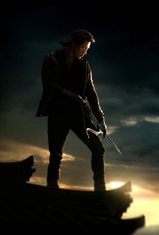 The Wolverine, character images, skip