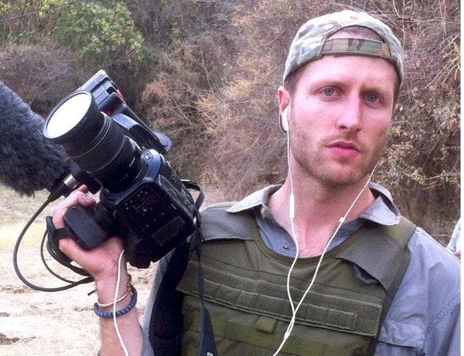 Matthew Heineman, director of 'Cartel Land'