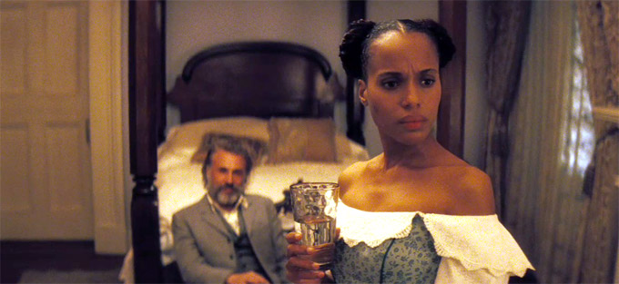 Django Unchained, trailer, Kerry Washington