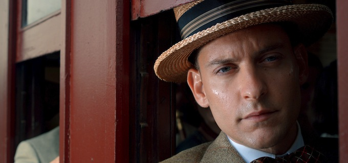 The Great Gatsby, Tobey Maguire