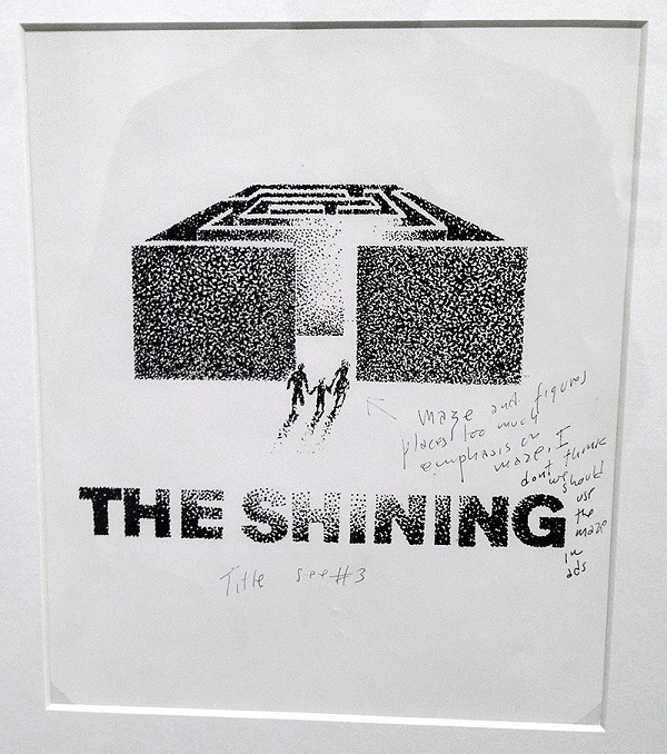 Shining Saul Bass design 3